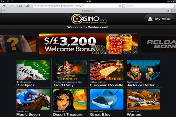 2effcf483 Casino.com Review 2019 ⁃  400 Bonus for New Zealand Players