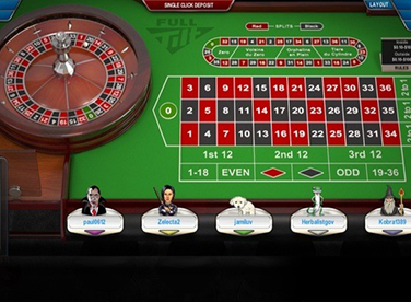Roulette Multi Player App