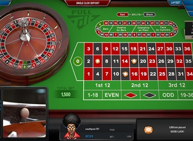 Roulette Single Player App