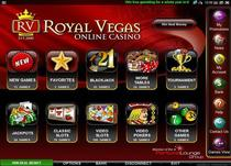 Royal Vegas Games