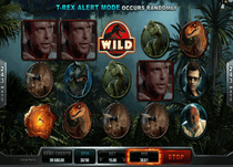 Royal Vegas Jurassic Park Slot
