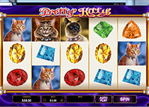 Ruby Fortune Pretty Kitty Slots