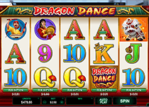 Spin Casino Dragon Dance Slots