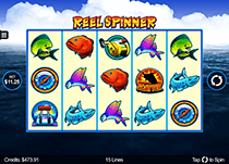 Spin Casino Reel Spinner Slots