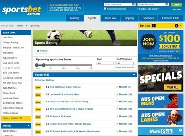 0e33ffafb Sportsbet.com.au Review 2019 - Up To  1000 Bonus For Players In NZ