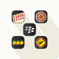 Blackberry Online Gambling