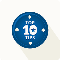 Top 10 Tips Online Gambling